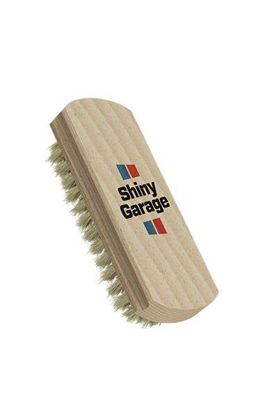 Shiny Garage Leather Brush (Szczotka do skóry) - GRUBYGARAGE - Sklep Tuningowy
